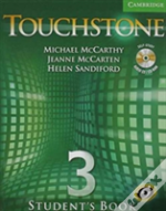 Touchstone Value Pack Level 3 Student'S Book With Cd/Cd-Rom, Workbook