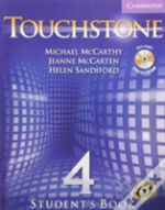 Touchstone Value Pack Level 4 Student'S Book With Cd/Cd-Rom, Workbook