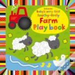 Touchy Feely Farm Play Book