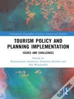 Tourism Policy And Planning Implementation
