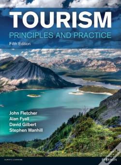 Wook.pt - Tourism: Principles And Practice 5th Edn