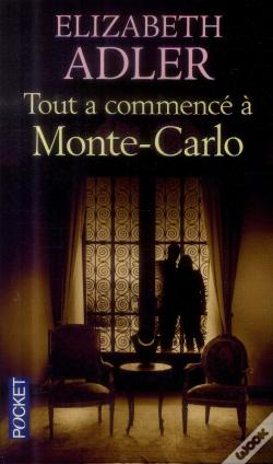 Wook.pt - Tout A Commence A Monte Carlo