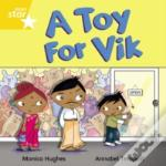 Toy For Vikyellow Reader 6