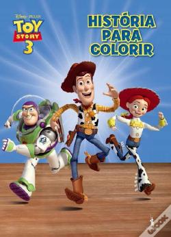 Wook.pt - Toy Story 3 - História Para Colorir