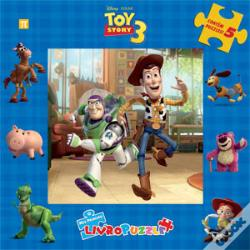Wook.pt - Toy Story 3 - Livro Puzzle