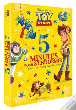 Wook.pt - Toy Story - 5 Minutes Pour S'Endormir