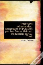 Traditions Allemandes, Recueillies Et Pu