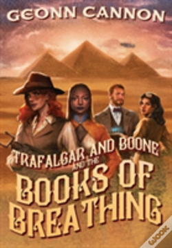 Wook.pt - Trafalgar & Boone And The Books Of Breathing