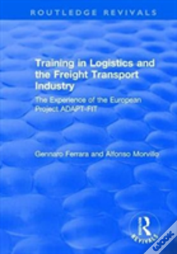 Wook.pt - Training In Logistics And The Freig