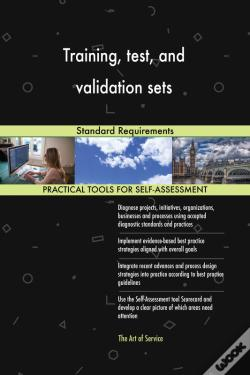 Wook.pt - Training, Test, And Validation Sets Standard Requirements