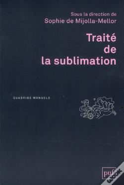 Wook.pt - Traite De La Sublimation