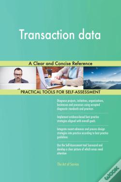 Wook.pt - Transaction Data A Clear And Concise Reference