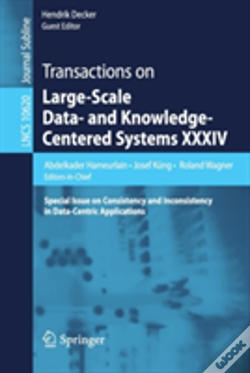 Wook.pt - Transactions On Large-Scale Data- And Knowledge-Centered Systems Xxxiv