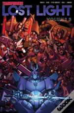 Transformers Lost Light Tp Vol 03