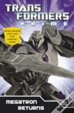 Transformers Prime Chapter Book 1