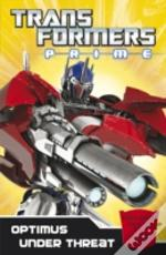 Transformers Prime Chapter Book 2