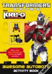 Transformers Prime Kre-O: Awesome Autobots