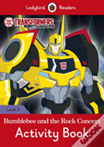 Transformers Title 1 Activity Book