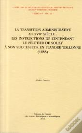 Transition Administrative Au 17eme Siecle