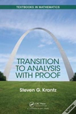 Wook.pt - Transition To Analysis With Proof