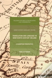 Translation And Language In Nineteenth-Century Ireland