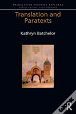 Translation And Paratexts