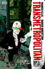 Transmetropolitan Tp Vol 01 Back On The Street (Mr
