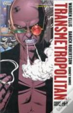Transmetropolitan Tp Vol 06 Gouge Away New Ed (Mr)
