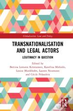 Transnationalisation And Legal Actors