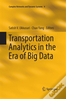 Transportation Analytics In The Era Of Big Data