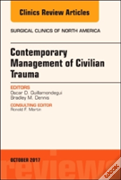 Wook.pt - Trauma, An Issue Of Surgical Clinics