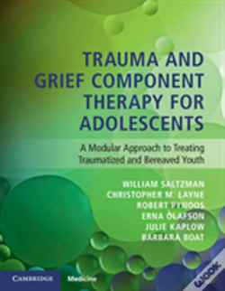 Wook.pt - Trauma And Grief Component Therapy For Adolescents