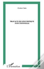 Travaux De Linguistique Fonctionnelle