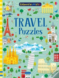 Wook.pt - Travel Puzzles X 5 Pack