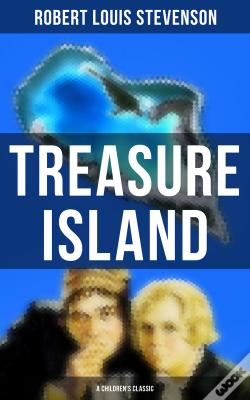 Wook.pt - Treasure Island (A Children'S Classic)