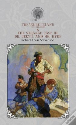 Wook.pt - Treasure Island (Illustrated) & The Strange Case Of Dr. Jekyll And Mr. Hyde