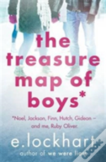 Treasure Map Of Boys