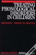 Treating Phonological Disorders In Children