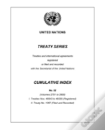 Treaty Series Cumulative Index