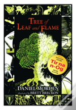 Tree Of Leaf And Flame