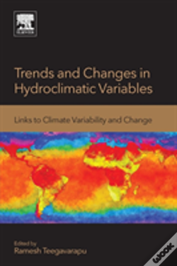 Wook.pt - Trends And Changes In Hydroclimatic Variables