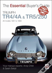 Triumph Tr4/4a & Tr5/250 - All Models 1961 To 1968