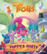 Trolls - Poppy'S Party Picture Book