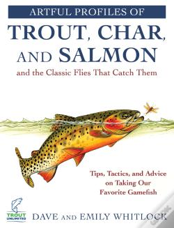 Wook.pt - Trout And Salmon And The Flies That Catch Them