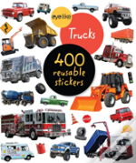 Trucks Sticker Books