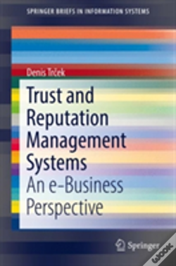 Wook.pt - Trust And Reputation Management Systems