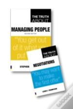 Truth About Managing Peopleand 'The Truth About Negotiations'