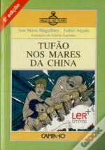 Tufão nos Mares da China