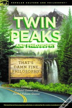Wook.pt - Twin Peaks And Philosophy