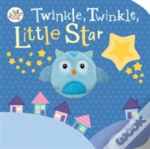 Twinkle, Twinkle Little Star Finger Puppet